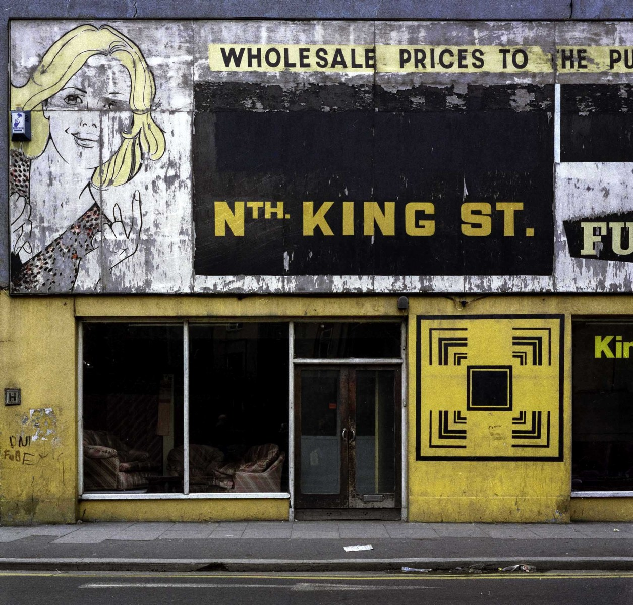 Wholesale Prices, North King Street, Dublin