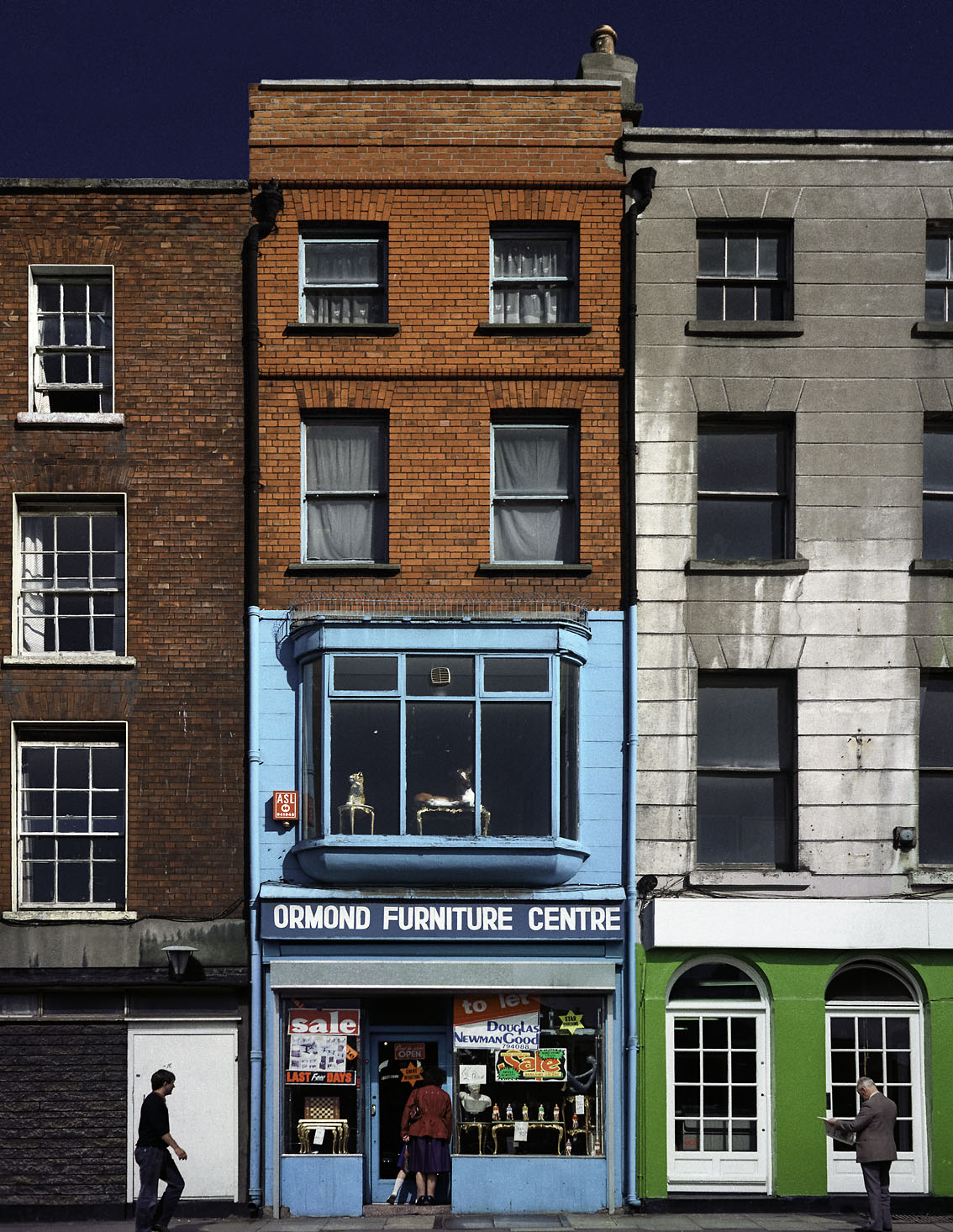 Dublin before the tiger david jazay photography for Furniture quay